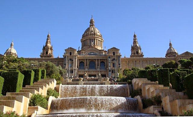 Parque Guell, uma das obreas de Gaudi