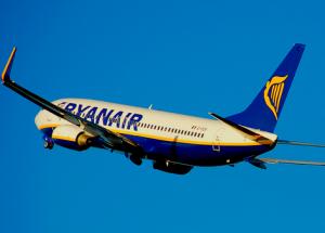 Viagens baratas na Ryanair