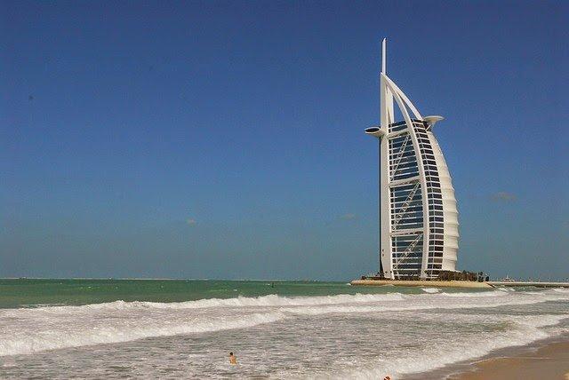 Passagens aéreas promocionais para o Dubai