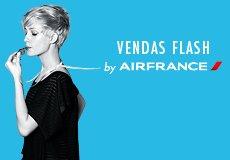 Passatempo Air France no Facebook