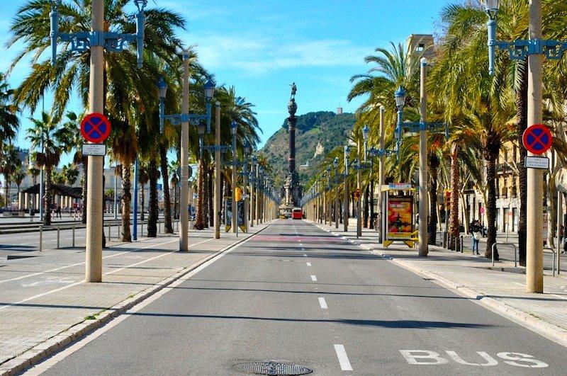 Promoções de viagens para Barcelona