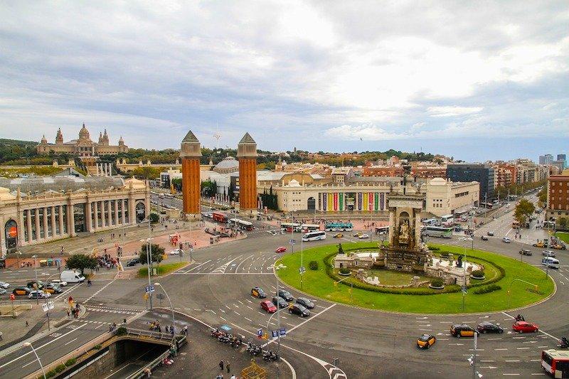Escapadinhas em Barcelona