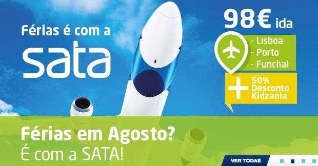 Promoções para os Açores
