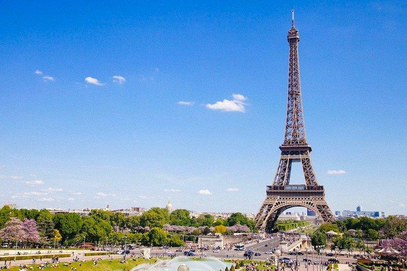 Voos baratos para Paris